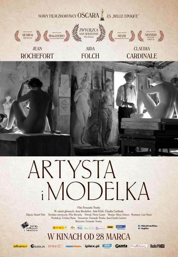 ARTYSTA I MODELKA